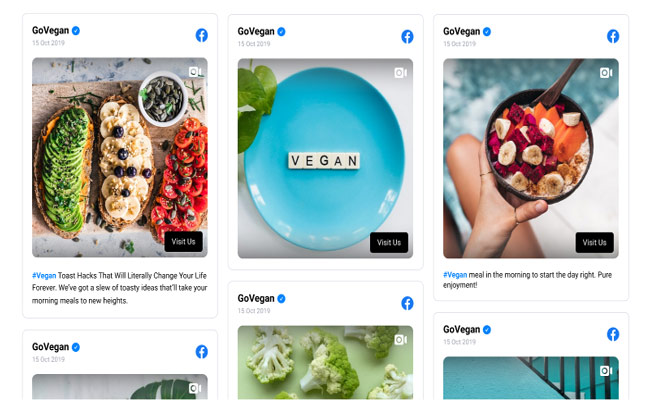 5 Best Tools To Embed Facebook Feeds On The Website